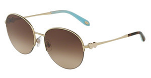 Tiffany TF3053 60913B BROWN GRADIENTSAND PALE GOLD