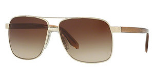 Versace VE2174 125213 BROWN GRADIENTPALE GOLD