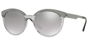 Versace VE4330 52066V LIGHT GREY MIRROR GRAD SILVERTRANSPARENT GREY