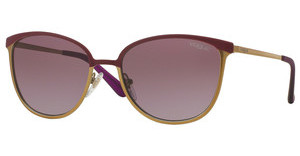 Vogue VO4002S 994S8H VIOLET GRADIENTMATTE LT VIOLET/BRUSHED GOLD