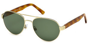 Web Eyewear WE0158 32N grüngold