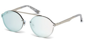 Web Eyewear WE0181 18C grau verspiegeltrhodium glanz