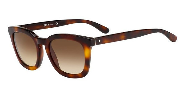Boss BOSS 0743/S 05L/JD BROWN SFHAVANA