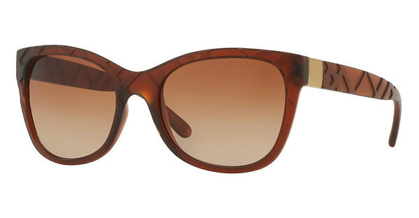 Burberry BE4219 358313 BROWN GRADIENTMATTE BROWN