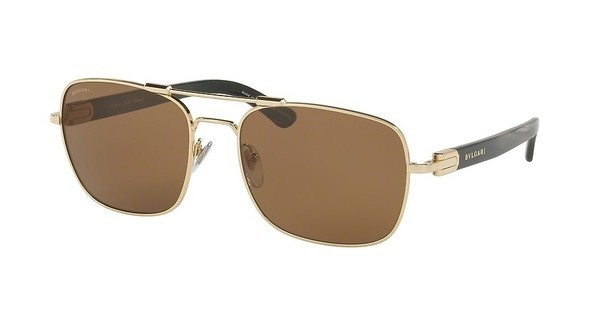 Bvlgari BV5039K 393/83 POLAR BROWNGOLD PLATED