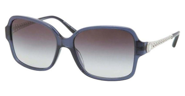 Bvlgari BV8125H 52968G GRAY GRADIENTTRANSPARENT DARK BLUE