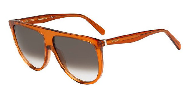 Céline   CL 41435/S EFB/Z3 BROWN DEGRADE'DK ORANGE