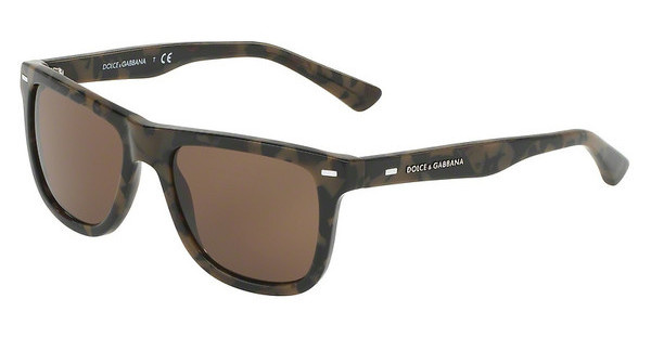 Dolce & Gabbana DG4238 307573 BROWNCAMO GREEN