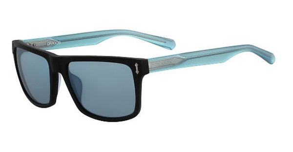 Dragon   DR515S BLINDSIDE 002 MATTE BLACK/BLUE
