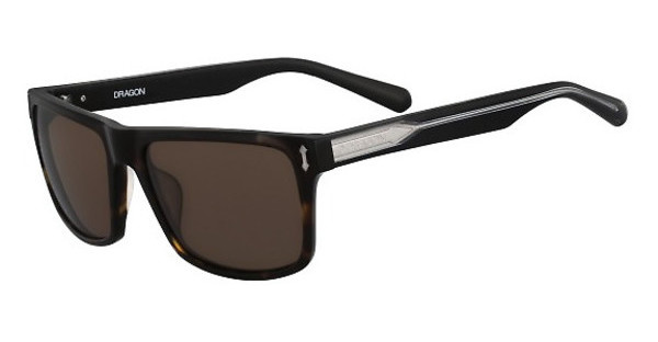 Dragon DR515S BLINDSIDE 206 SHINY TORTOISE/BROWN