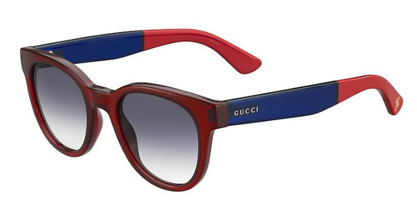 Gucci GG 1159/S VN8/DG GREY DSRED BLUE