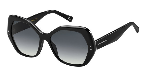 Marc Jacobs   MARC 117/S 807/9O DARK GREY SFBLACK