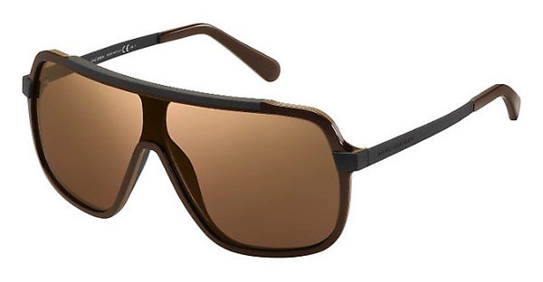 Marc Jacobs MJ 593/S 59B/LC BROWN GOLD ARBWBK RBBR (BROWN GOLD AR)