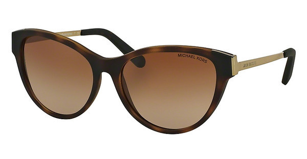 Michael Kors MK6014 302113 BROWN GRADIENTDK TORTOISE SOFT TOUCH