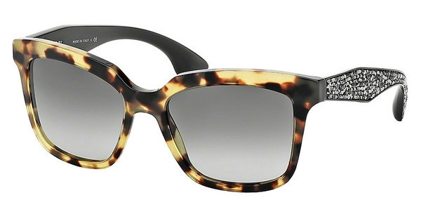 Miu Miu MU 09PS 7S04M1 GREEN GRADIENTLIGHT HAVANA