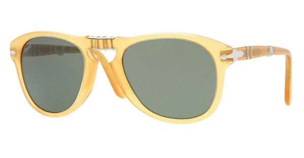 Persol PO0714 204/31 CRYSTAL GREENTRANSPARENT YELLOW