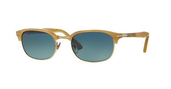 Persol PO8139S 1046S3 LIGHT BLUE GRADIENT DARK BLUELIGHT HORN