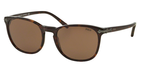 Polo PH4107 500373 BROWNSHINY DARK HAVANA