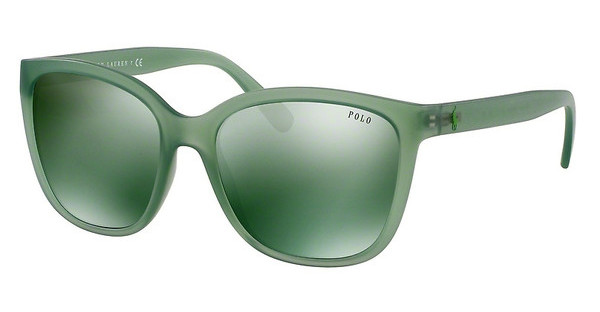 Polo PH4114 56036R MIRROR GREENMATTE CRYSTAL GREEN