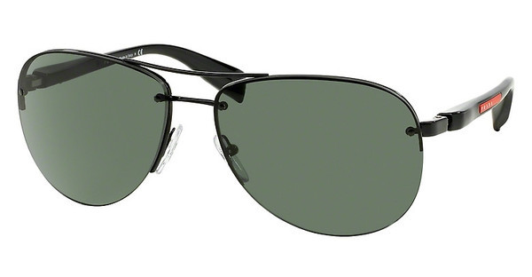 Prada Sport PS 56MS 7AX3O1 GRAY GREENBLACK