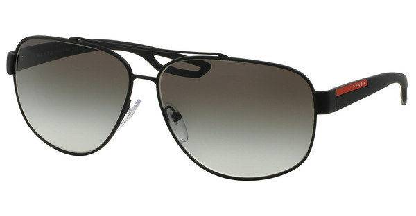 Prada Sport PS 58QS DG00A7 GREY GRADIENTBLACK RUBBER