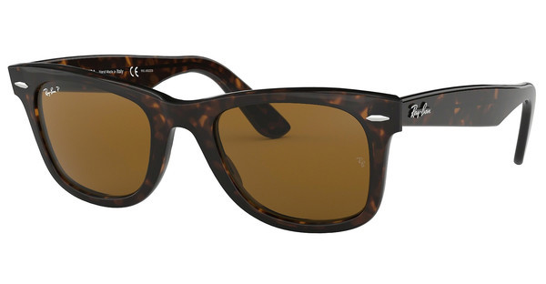 Ray-Ban RB2140 902/57 CRYSTAL BROWN POLARIZEDTORTOISE