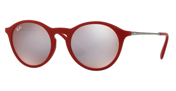Ray-Ban RB4243 6264B5 BORDO' LIGHT FLASH GREYRUBBER BORDO'