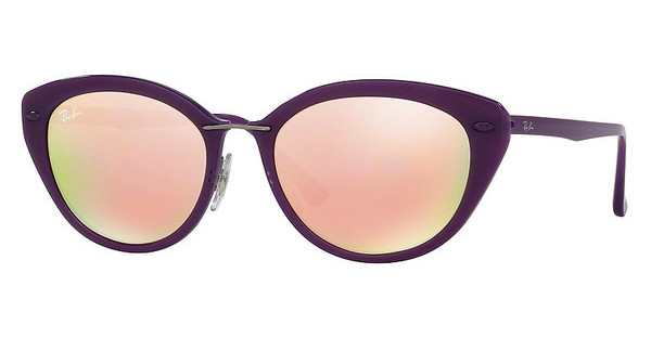 Ray-Ban RB4250 60342Y BROWN MIRROR PINKSHINY VIOLET