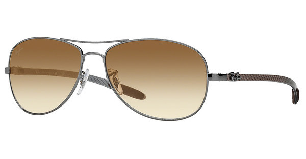 Ray-Ban RB8301 004/51 CRYSTAL BROWN GRADIENTGUNMETAL