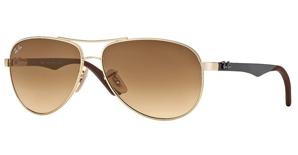 Ray-Ban RB8313 001/51 CRYSTAL BROWN GRADIENTARISTA