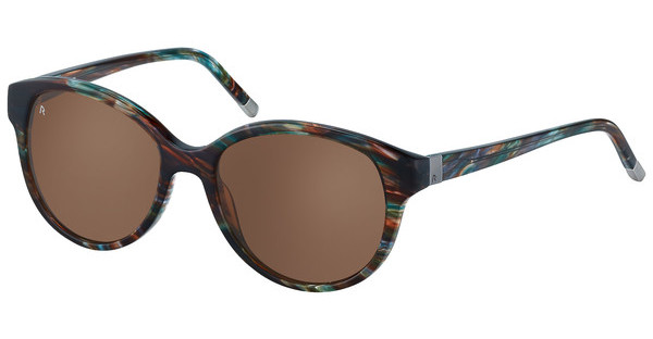 Rodenstock R7405 C sun protect - brown - 88%brown/green structured