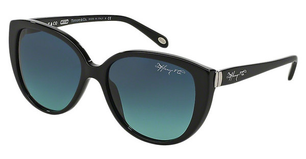 Tiffany TF4082 80019S AZURE GRADIENT BLUEBLACK