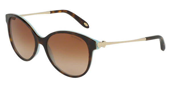 Tiffany TF4127 81343B BROWN GRADIENTHAVANA/BLUE