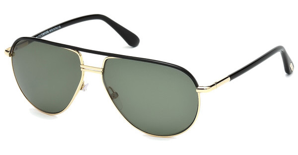 Tom Ford FT0285 01J roviexschwarz glanz