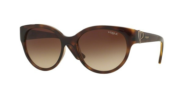Vogue VO5035S W65613 BROWN GRADIENTDARK HAVANA