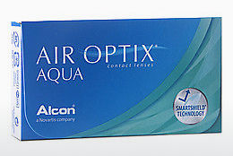 Lensler Alcon AIR OPTIX AQUA (AIR OPTIX AQUA AOA6)