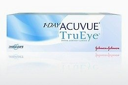 Lensler Johnson & Johnson 1 DAY ACUVUE TruEye 1D4-30P-REV