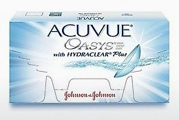 Lensler Johnson & Johnson ACUVUE OASYS for ASTIGMATISM CYP-6P-REV