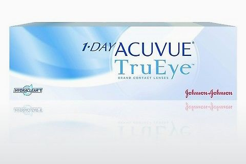Lensler Johnson & Johnson 1 DAY ACUVUE TruEye 1D4-90P-REV