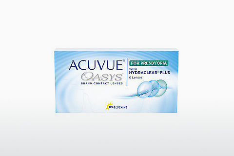 Lensler Johnson & Johnson ACUVUE OASYS for PRESBYOPIA (ACUVUE OASYS for PRESBYOPIA AL-6P-REV)