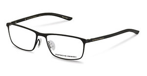 Porsche Design P8287 A black satin