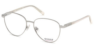 Guess GU3037 010 nickel/zinn hell glanz
