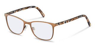 Rocco by Rodenstock RR212 C brown, brown structured