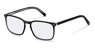 Rocco by Rodenstock RR448 A black crystal layered