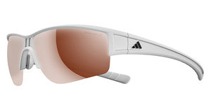 Adidas A410 6063 LST polarized silver H+white
