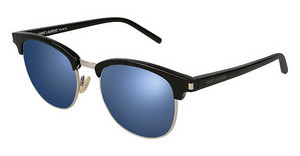 Saint Laurent SL 108 004 BLUEBLACK