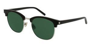 Saint Laurent SL 108 005 GREENBLACK