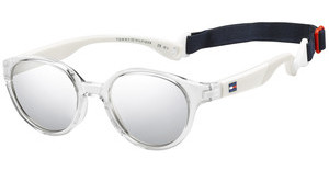 Tommy Hilfiger TH 1424/S Y84/SS GREY SP SILVERCRY WHITE