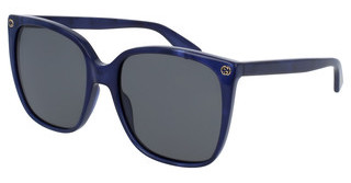 Gucci GG0022S 005 GREYBLUE