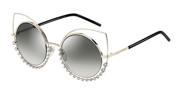 Marc Jacobs   MARC 16/S EEI/IC GREY MS SLVLTGD BLK